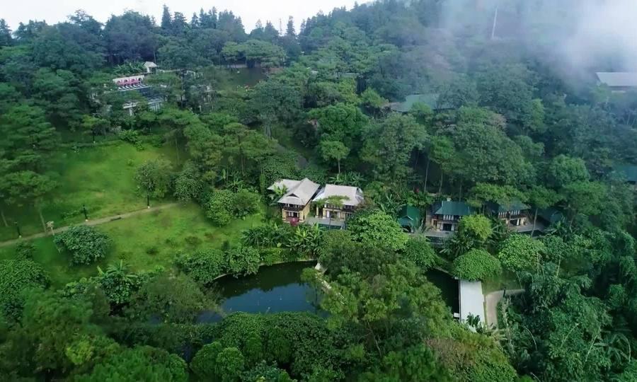 3 khu nghỉ dưỡng gần Hà Nội