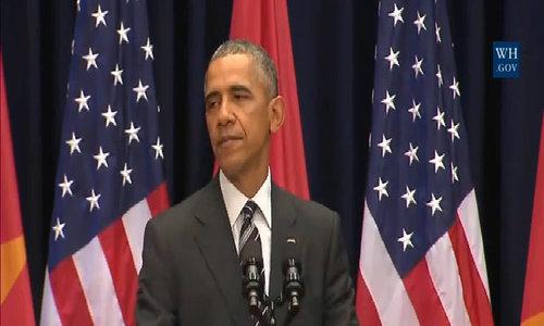 Toàn văn bài phát biểu của Tổng thống Obama