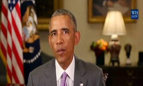 Obama urges U.S. Senate to pass Puerto Rico relief bill