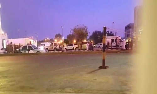 Bomber targets US consulate in Jeddah