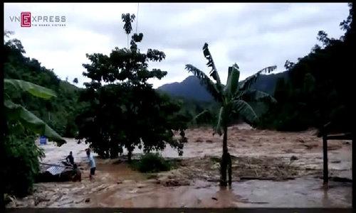Questions swirl around hydropower disaster in central Vietnam