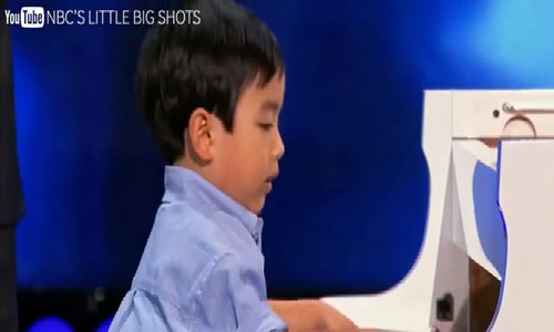 Child piano prodigy to play Vietnam this month