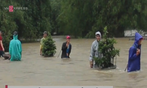 Tragedy in the making: floods after floods hit central Vietnam