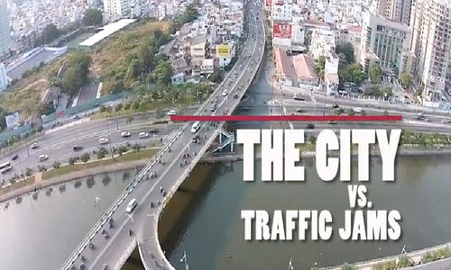 Rescuing Ho Chi Minh City streets from congestion