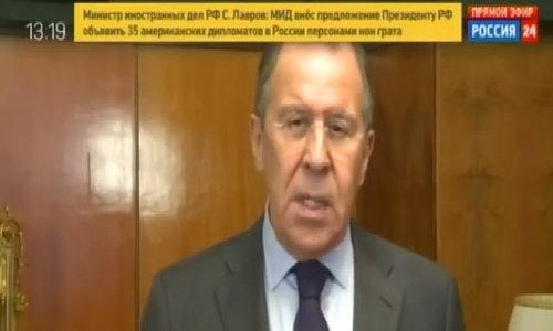 Russia 'won't leave U.S. sanctions unanswered'