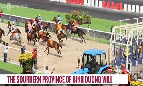First look at Vietnam's brand new 0 million racetrack