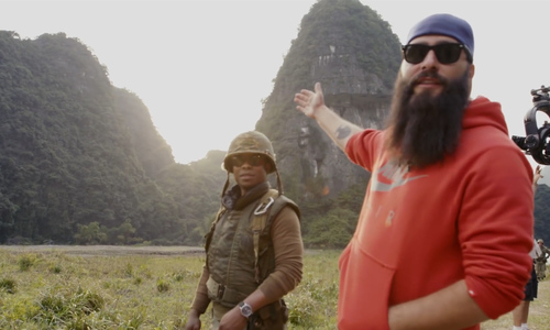 Director of Kong: Skull Island talks about Vietnam's film future