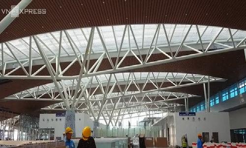 Da Nang to open 3.5 mln air terminal in April