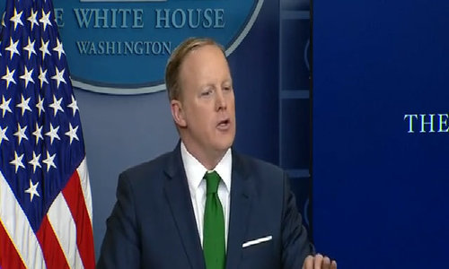Trump stands by wiretapping allegation: White House