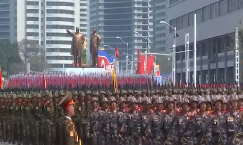N. Korea fails in new missile test