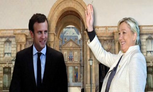 French presidential vote: international media react