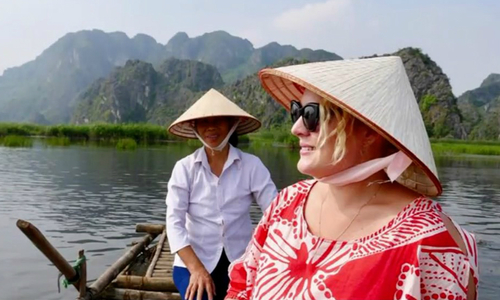 Travel bloggers say Vietnam is a dream come true