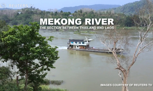 China's Silk Road threatens the mighty Mekong River