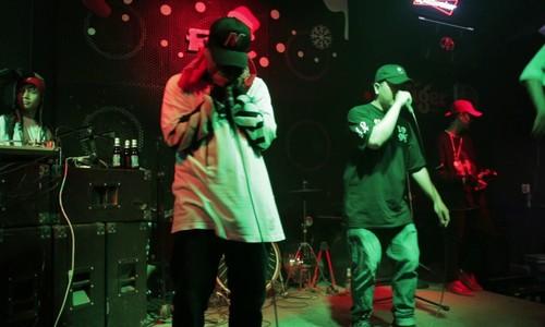 The faces of hip-hop in Saigon