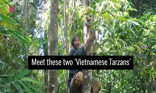 'Vietnamese Tarzans': A jungle tale untold