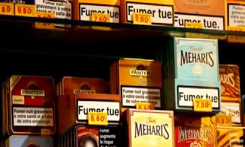 Smoking costs the world economy type=