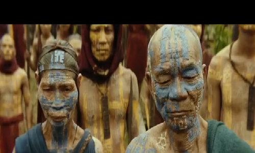 Vietnamese play extras in 'Kong: Skull Island'