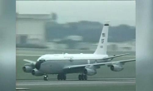 Chinese jets intercept US surveillance plane -U.S. officials