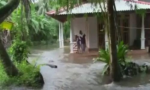 Sri Lanka seeks international help after deadly flooding, landslides