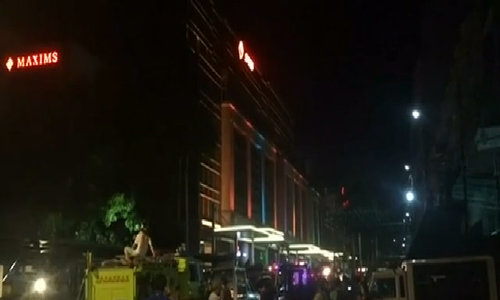 At least 34 dead in botched robbery of Philippines casino - media