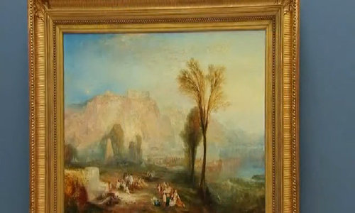 Turner's late masterpiece to be auctioned in London