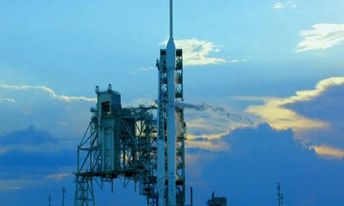 SpaceX Falcon 9 launch aborted in final countdown - VnExpress