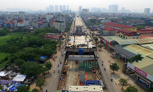 Not so fast: Why construction of Hanoi rail line has slowed to an expensive delay