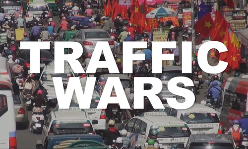 Traffic wars: Hanoi vs Ho Chi Minh City