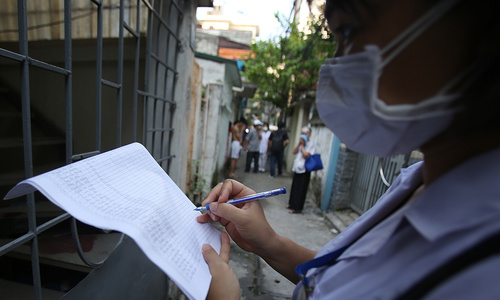 Dengue fever sweeping across Hanoi