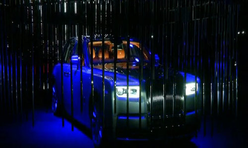 """Phantom: Rolls-Royce's new """"pinnacle of luxury"""""""