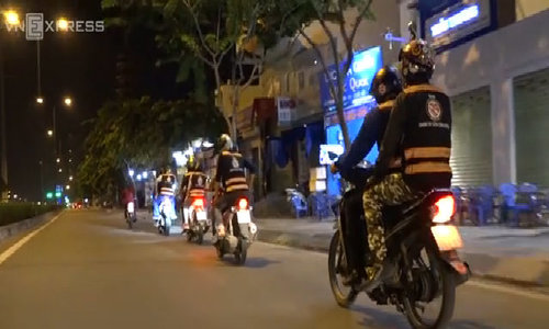 Saigon's SOS team to the rescue, free of charge