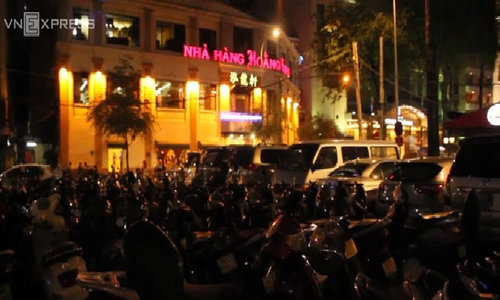 Captain Sidewalk claims new victim in Saigon