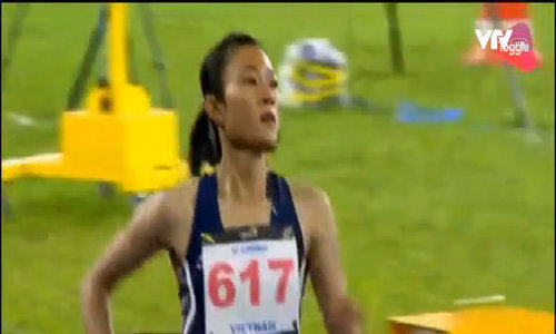 Vietnam's Tu Chinh sprints to fame at SEA Games 29