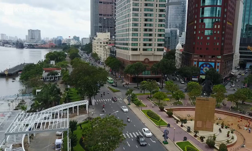 Land prices in downtown Saigon go through the roof thanks to metro line