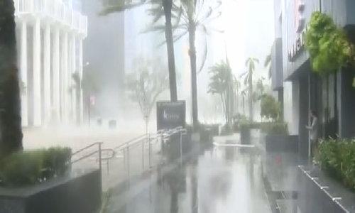Irma aims full fury at Florida's Gulf Coast, floods central Miami
