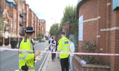Terror threat raised after London bomb attack