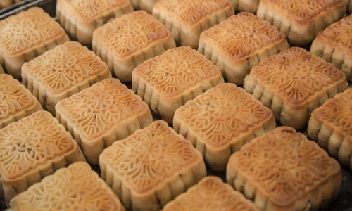 How to make Vietnamese moon cakes at Hanoi's 70-year-old bakery