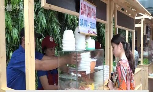 Saigon serves up second licensed street food zone - ed