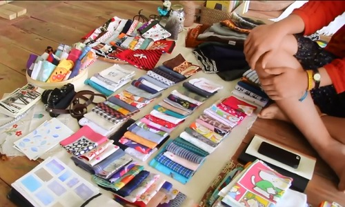 Ex's stuff for sale: A Hanoi market to clear out your breakup memories