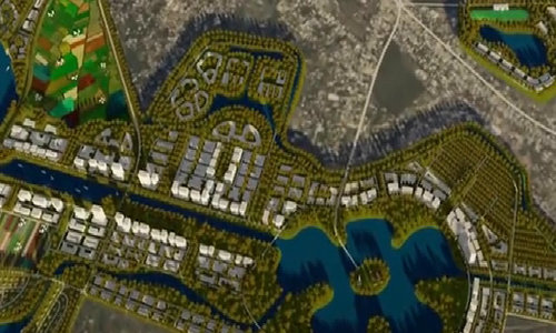 Take a look at one of the most ambitious projects planned for Saigon