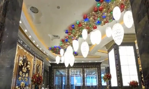 Hotel in Saigon in world's top five