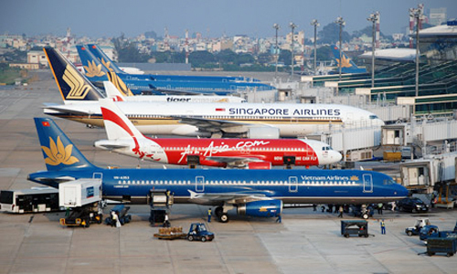 Overcrowded Saigon airport to be given rapid expansion upgrade