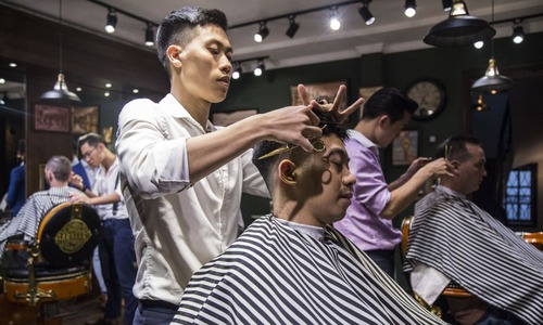 Purchasing masculinity: The rise of Hanoi's barbershops