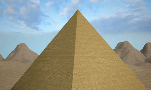 Big void detected inside Great Pyramid at Giza