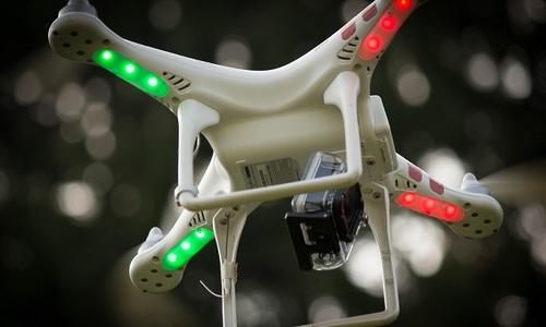 Saigon high on new drone racing craze