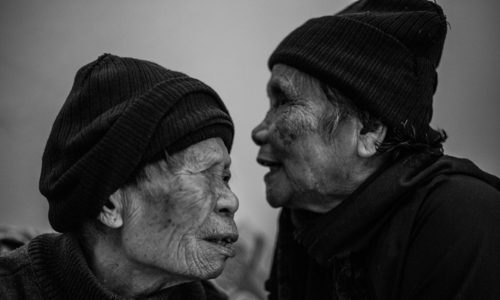 Time stands still at leprosy colony in northern Vietnam