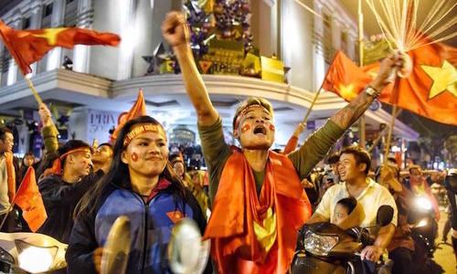 Vietnam's U-23 Asian Cup quarterfinals victory: best moments