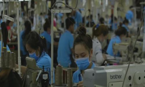 Vietnam's garment workers are at bottom end of huge income divide: Oxfam