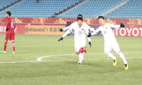 Vietnam-Qatar semifinal recaps: the best goals