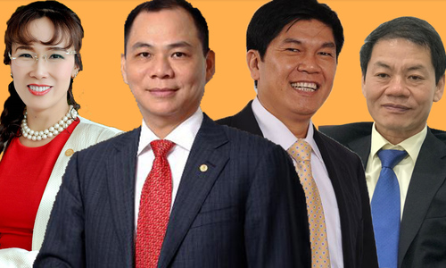 Meet the four richest people in Vietnam
